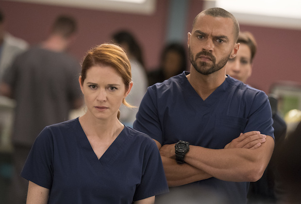 greys anatomy season 14 episode 10 recap paul dies april vik sex