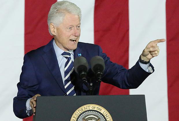 Bill Clinton Scandal Fox News
