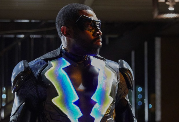 Black Lightning Recap Premiere