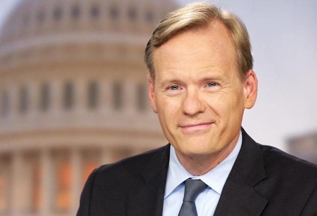 CBS This Morning John Dickerson Host Charlie Rose