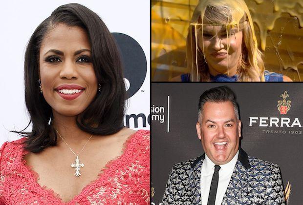 Celebrity Big Brother Cast