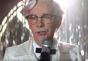 Reba McEntire Is Colonel Sanders
