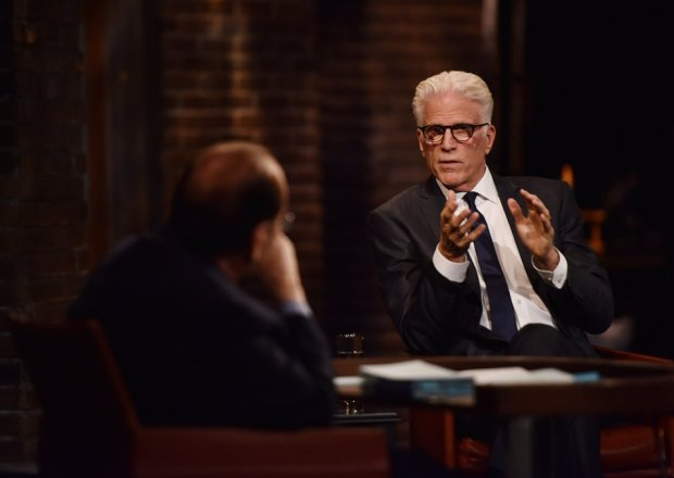 Ted Danson Inside the Actors Studio The Good Place Cheers
