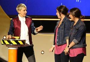 Ellen's Game of Games Renewed Season 2 NBC Ellen DeGeneres
