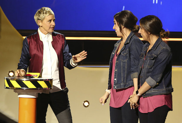 Ellen's Game of Games Renewed Season 2 NBC Ellen DeGeneres
