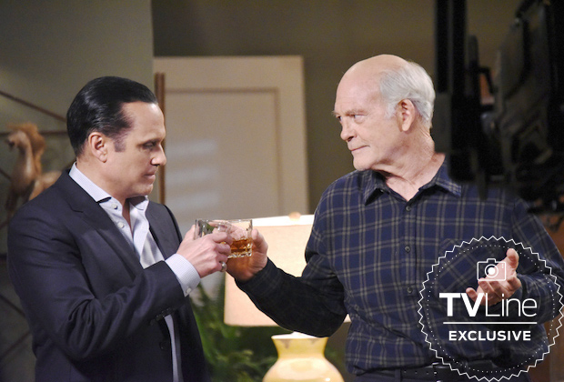 General Hospital Sonny's Father