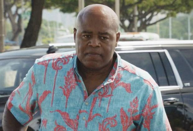 Hawaii Five-0 Grover