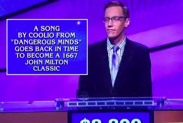 Jeopardy Gangsta Mistake