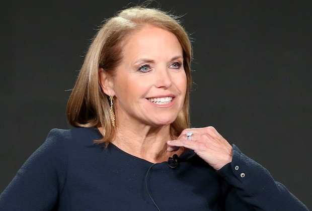 Katie Couric Winter Olympics