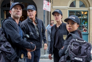 NCIS New Orleans Shalita Grant Leaving Sonja Percy