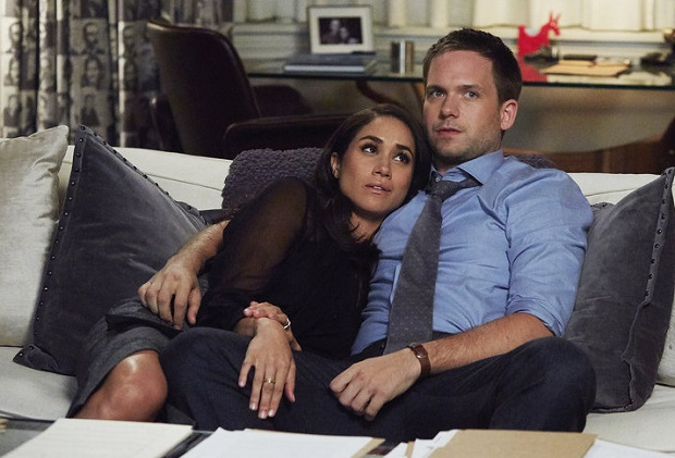 Patrick J. Adams Leaving Suits