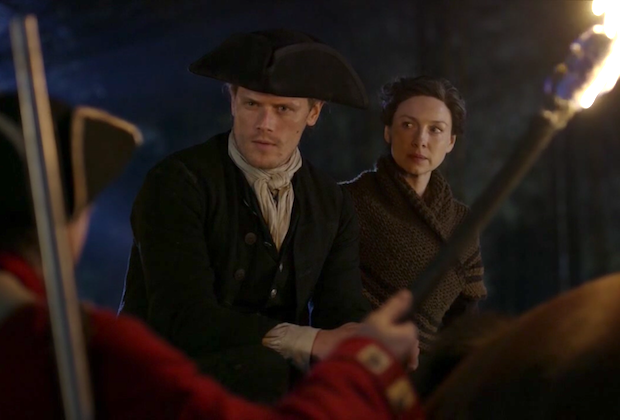 Outlander Season 4 Stephen Bonnet Photos