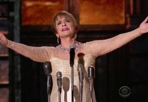 Patti LuPone Grammys 2018