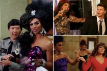 Drag Race All Star D.J. 'Shangela' Pierce Recalls Glee-king Out Over SJP, Cozying Up to the X-Files Duo and More