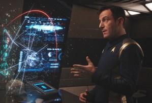 Star Trek Discovery Episode 10 Lorca