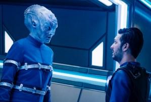 Star Trek Discovery Episode 10 L'Rell Tyler