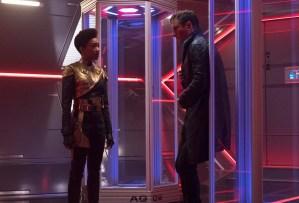 Star Trek Discovery Episode 11 Burnham Lorca