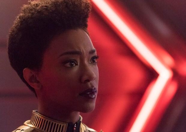 Star Trek Discovery Episode 11 Burnham