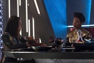 Star Trek Discovery Episode 12 Georgiou Burnham