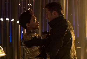 Star Trek Discovery Episode 13 Burnham Lorca