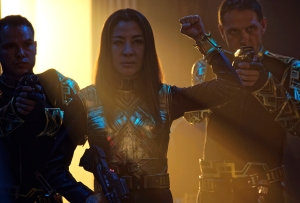 Star Trek Discovery Episode 13 Georgiou Michelle Yeoh