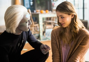 Supergirl Brainiac 5 Photos