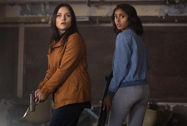 Supernatural Wayward Sisters