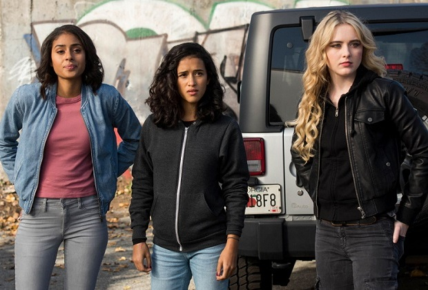 Supernatural Wayward Sisters Preview