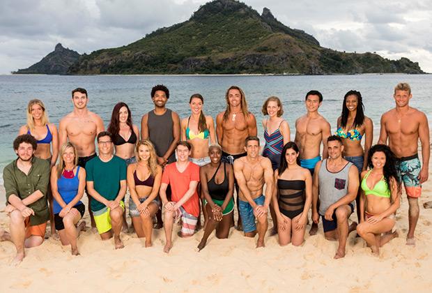 Survivor Season 36 Cast