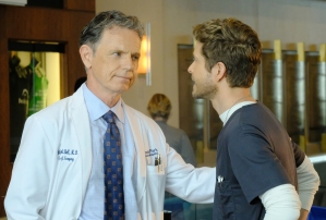 The Resident Fox Bruce Greenwood Dr. Bell