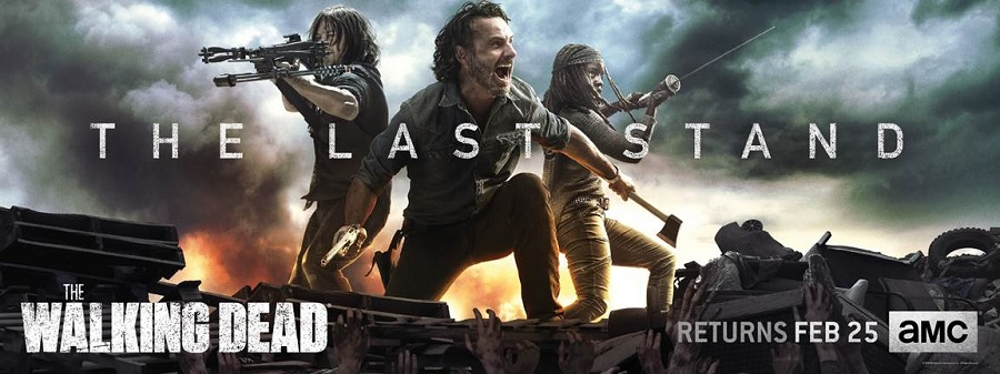 The Walking Dead Season 8B Posters