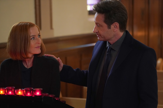 The X Files Season 11 PHotos