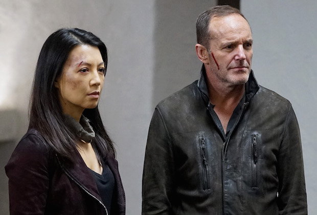 Agents of SHIELD Cancelled or Renewed