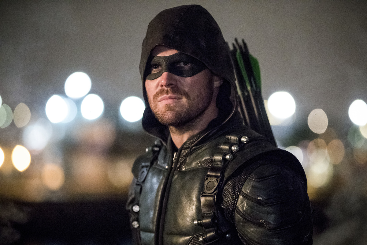 Green Arrow Won't Be Rebooted