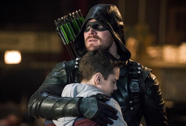 Arrow Recap