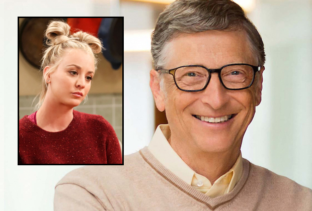 Big Bang Theory Bill Gates