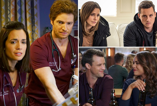 OneChicago Best and Worst Couples
