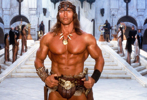 Conan The Barbarian Reboot