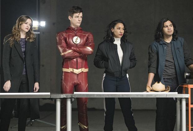 Flash Recap Season 4