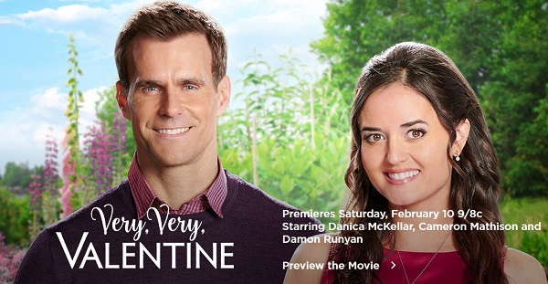 Hallmark Channel Very Very Valentine