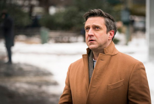 Law and Order SVU Barba Leaves Raul Esparza