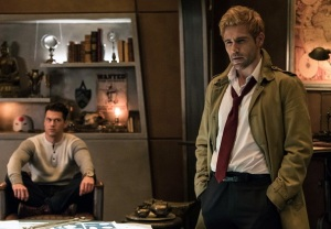 Legends of Tomorrow Constantine Spoilers