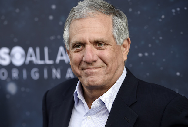 Les Moonves Scandal