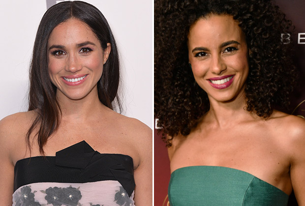 Meghan Markle Parisa Fitz Henley Lifetime Movie Prince Harry