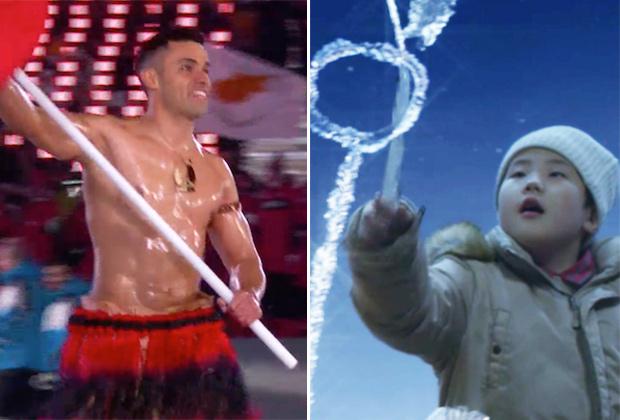 Olympics Opening Ceremony 2018