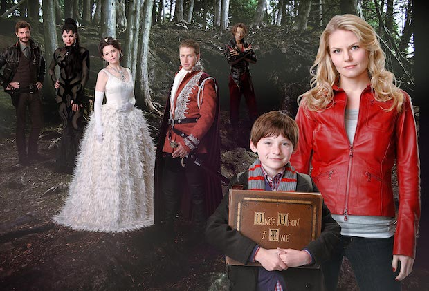 Once Upon Time Quiz