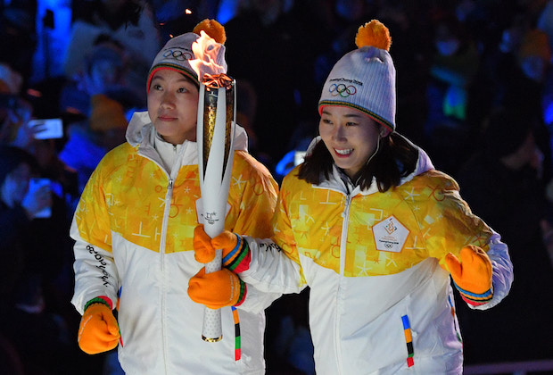 PyeongChang 2018 Winter Olympic Games, Opening Ceremony, South Korea - 09 Feb 2018