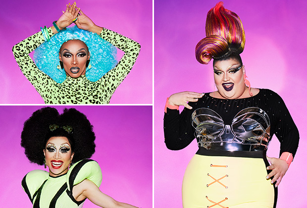 RuPaul's Drag Race Season 10 Cast