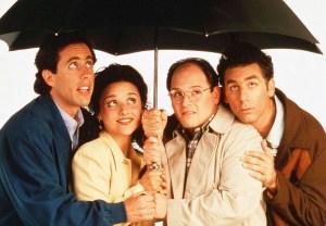 Seinfeld Revival Reboot Jerry Seinfeld Ellen DeGeneres