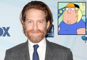 Family Guy Seth Green